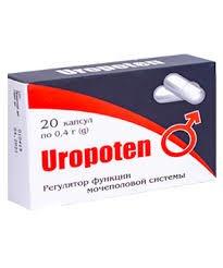 Uropoten (Уропотен) простатит, потенция...
