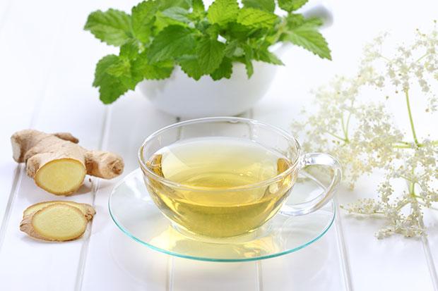 Имбирный чай. Польза чая с имбирем