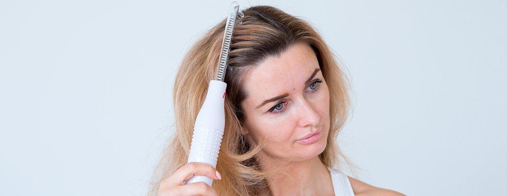 Дарсонваль для лица, тела и волос с 4мя насадками - фото 10
