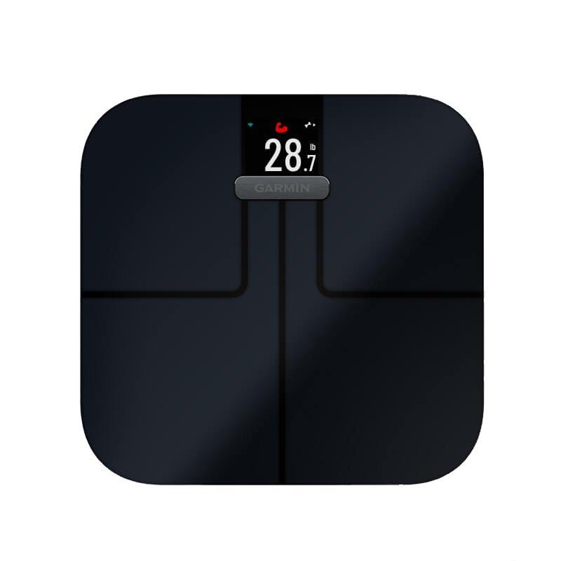 Дізнайтесь, скільки у вас скелетних м'язів на тілі та відстежуйте м'язи, які ви нарощуєте з розумними вагами Garmin Index S2