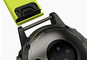 Garmin Forerunner 935. Змінні ремінці QuickFit