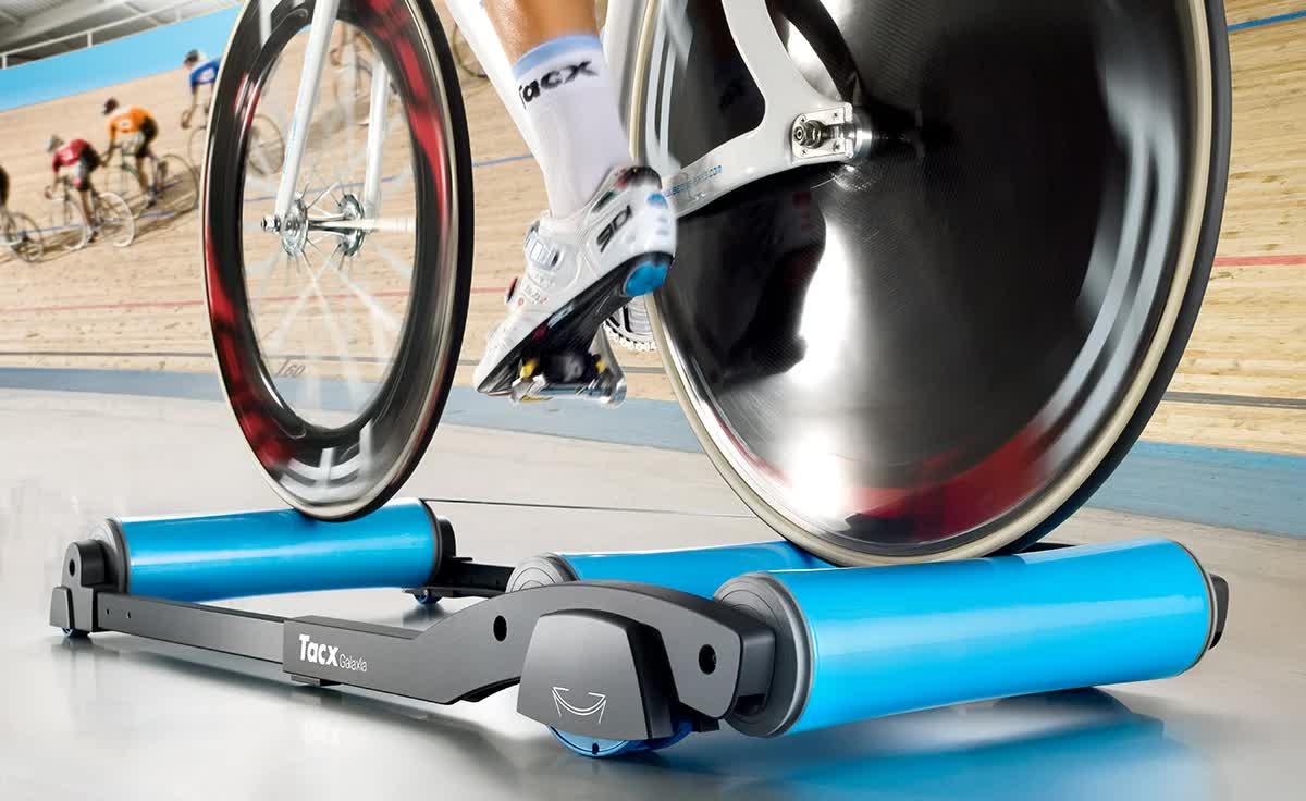 Роликовий велотренажер Galaxia Rollers