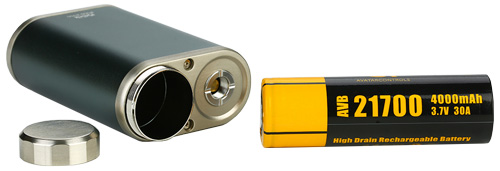 Eleaf iStick Pico 21700 - новый формат аккумулятора