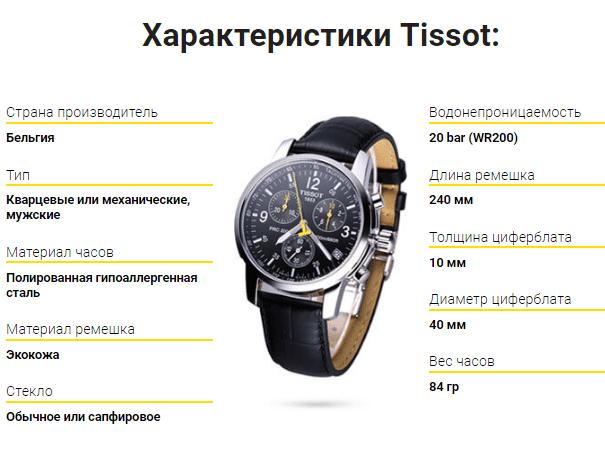 Часы Tissot PRC 200 купить