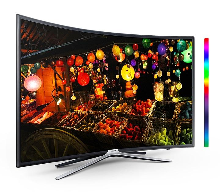 Телевизор Samsung UE49M6503 Curved Smart TV - фото PurColour