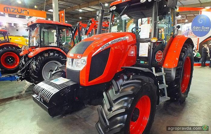 В Киеве представили весь модельный ряд тракторов Zetor - фото 2c4f5-DSCF4461__large.JPG