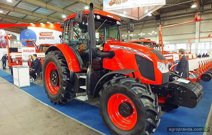 В Киеве представили весь модельный ряд тракторов Zetor - фото 14205-DSCF4470__large.JPG