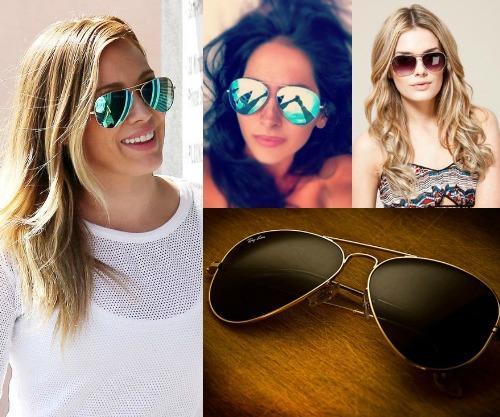 Как появились солнцезащитные очки капельки?