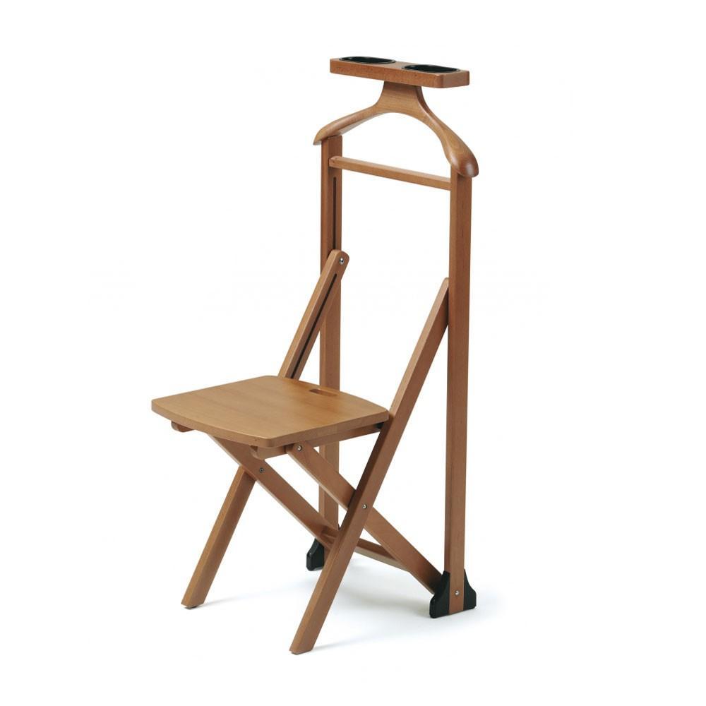 Вешалки, стойки для одежды - фото Вешалка стул