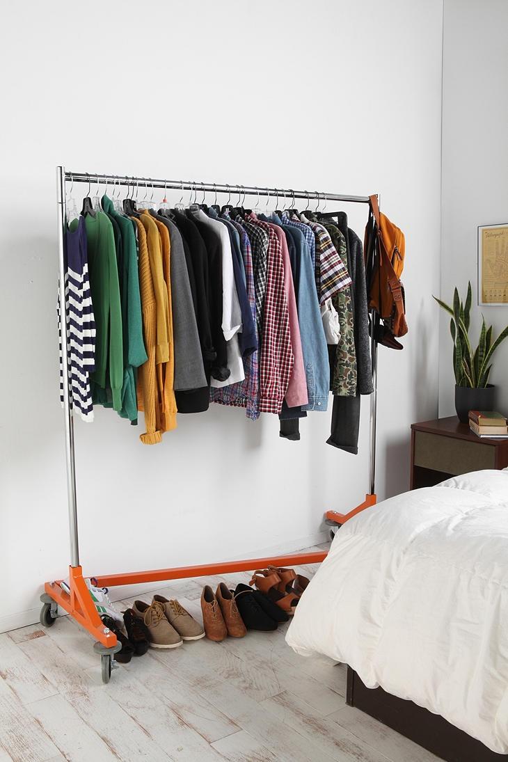 Вешалки, стойки для одежды - фото Вешалка стойка