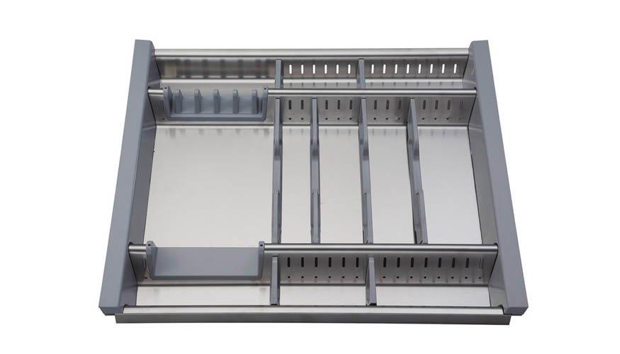 Подставка для столовых приборов - фото Модульный