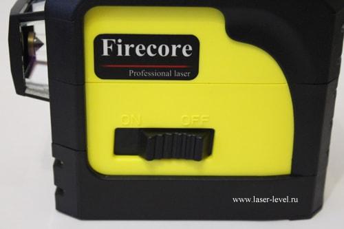 Firecore 3D Green блокиратор маятника