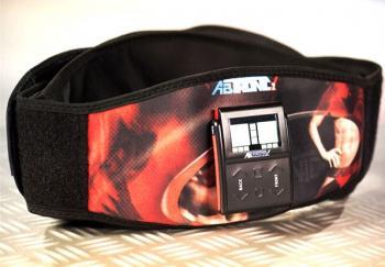 Фитнес пояс, миостимулятор AbTronic X2 - фото 1