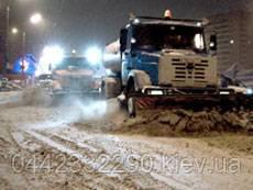 Очистка снега в Киеве - фото 6