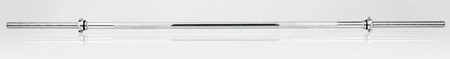 Гриф для штанги 180 см (30 мм) прямой хромированный (прямий хромований) - фото 3