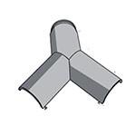 Доборные элементы композитной металлочерепицы - фото 5