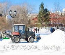 Уборка территории от снега - фото 4