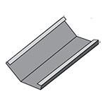 Доборные элементы композитной металлочерепицы - фото 15