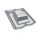 Доборные элементы композитной металлочерепицы - фото 17