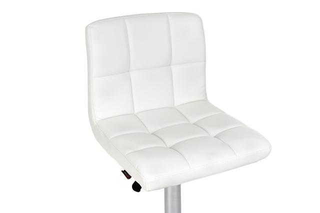 Барный стул Hoker MONZO с регулированием высоты и поворотом сидения Эко кожа - фото 13