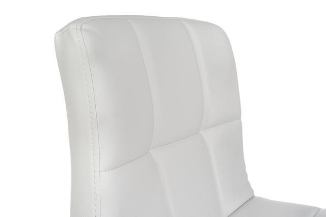 Барный стул Hoker MONZO с регулированием высоты и поворотом сидения Эко кожа - фото 14