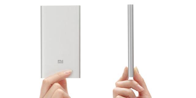 Xiaomi Портативное зарядное устройство MI 12000 mAh Slim, Power Bank 12000 slim, портативное зарядное MI - фото 5
