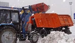 Очистка снега - Уборка территории - фото 6