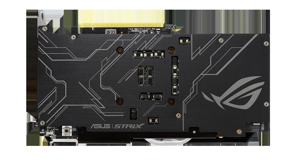 ASUS GeForce GTX 1650 SUPER ROG Advanced 4GB GDDR6 (90YV0E11-M0NA00) - фото 6414253_2019_12_10_15_52_061234425738.png