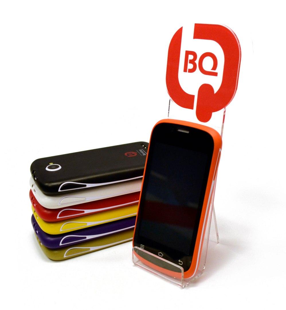 Смартфон BQ BQS-3503 Bombay - фото u5tH-ilAfEs.jpg