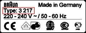 Сітка + ріжучий блок Braun 31B (5000/6000 Series) - фото 13354_3.jpg