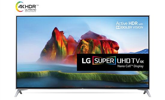 Телевизоры LG 2017 года - фото 9
