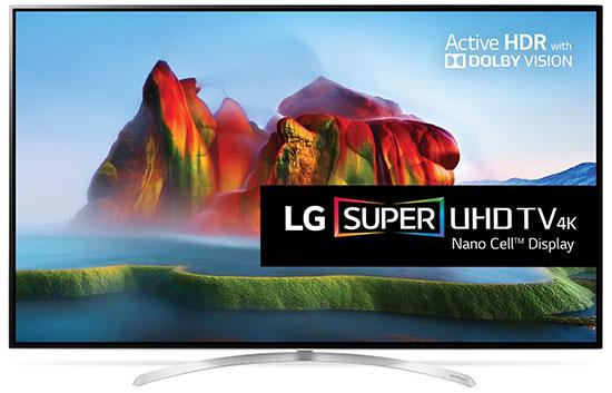 Телевизоры LG 2017 года - фото 7