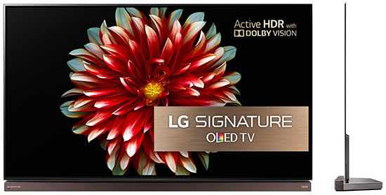 Телевизоры LG 2017 года - фото 3