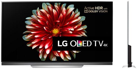 Телевизоры LG 2017 года - фото 4