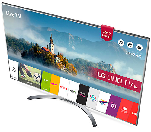 Телевизоры LG 2017 года - фото 10