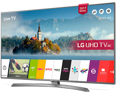 Телевизоры LG 2017 года - фото 11