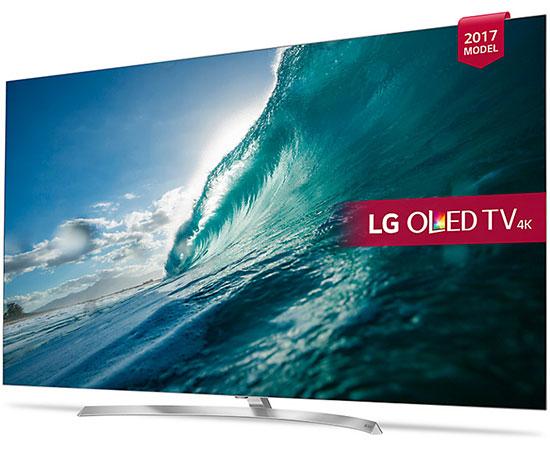 Телевизоры LG 2017 года - фото 6