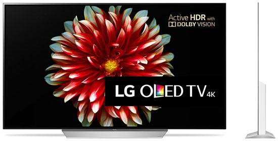 Телевизоры LG 2017 года - фото 5