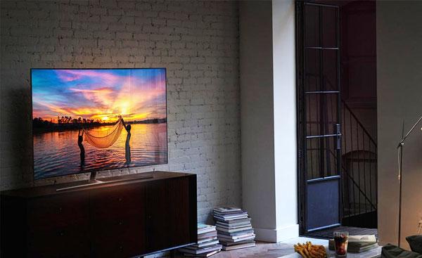 Телевизоры Samsung 2017 - фото 1