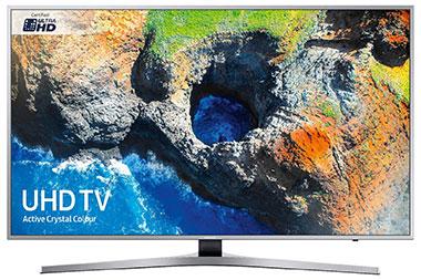 Телевизоры Samsung 2017 - фото 9