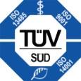 Сертификаты качества TUV