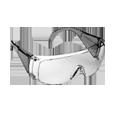 Прокат мотокосы, кустореза Sadko GTR 2800 - фото очки защитные