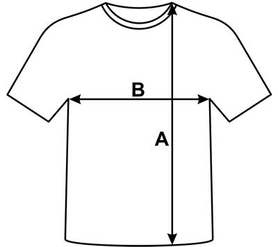 Мужская футболка Supreme, спортивная футболка Суприм, хлопок, белая - фото T_Shirt_Razmery_01.png