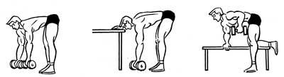 Тренировка спины на шведской стенке и с утяжелителями - фото тренируем спину