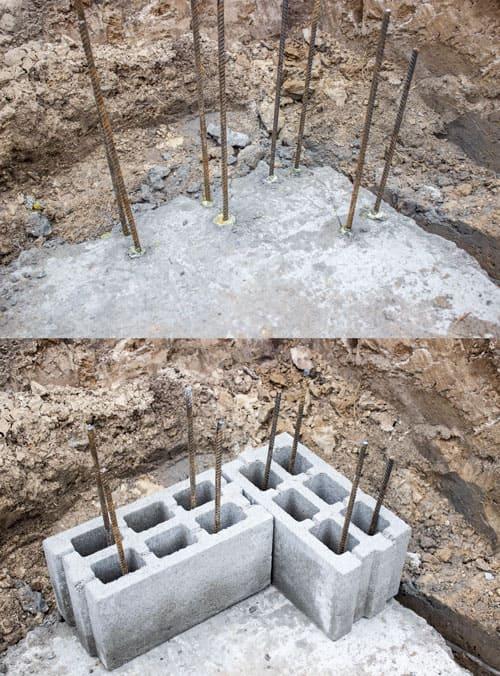 Анкерный клей WFA (Карбо Пур WFA) - фото Укрепление стальной арматуры