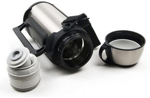 Термосы, термокружки, спортивные бутылки - фото Универсальный термос