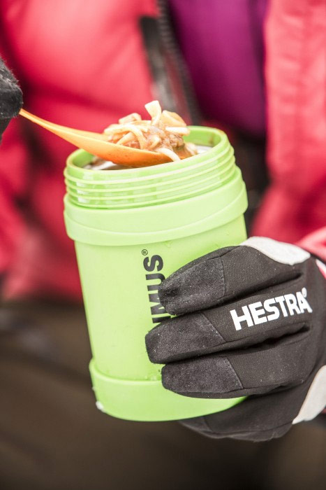 Термосы, термокружки, спортивные бутылки - фото Термос для еды Primus