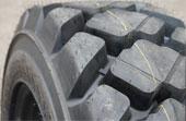 Шины с карьерным рисунком протектора для мини-погрузчиков