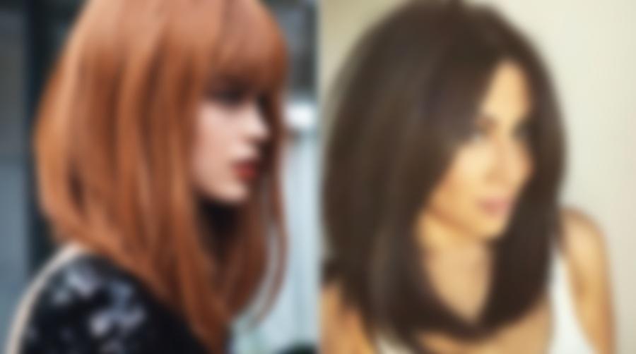 Модные женские стрижки: тренд 2019 а именно это средняя длина волос , если у Вас длинные и вы хотите на этом заработать денег , это именно для Вас. - фото 10