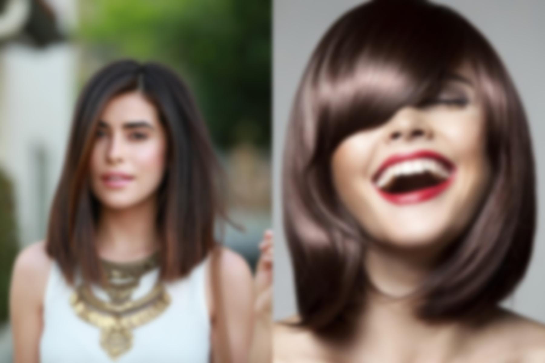 Модные женские стрижки: тренд 2019 а именно это средняя длина волос , если у Вас длинные и вы хотите на этом заработать денег , это именно для Вас. - фото 3